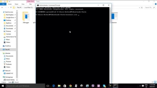Videogram: How to Install Android Apps on Windows 10 Mobile
