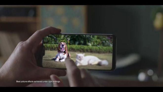 Videogram: Vivo V9 | Shot Refocus with Dual Rear Camera