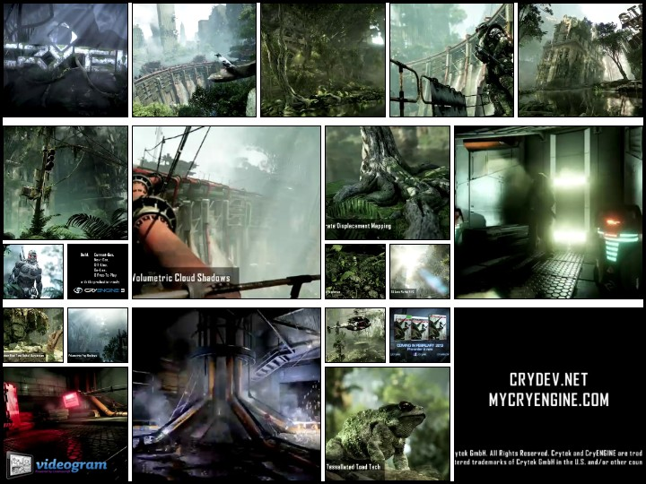 Cached: Crysis 3 - CryEngine3 Tech Trailer