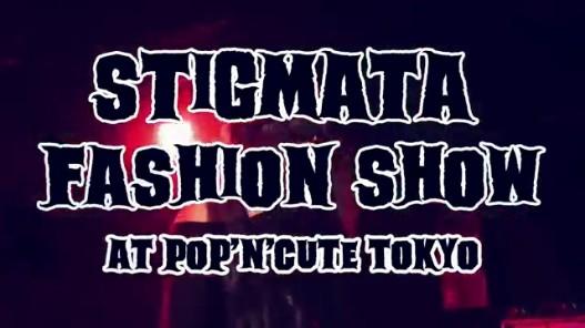 Videogram: Stigmata - Japanese Gothic Fashion Show in Tokyo
