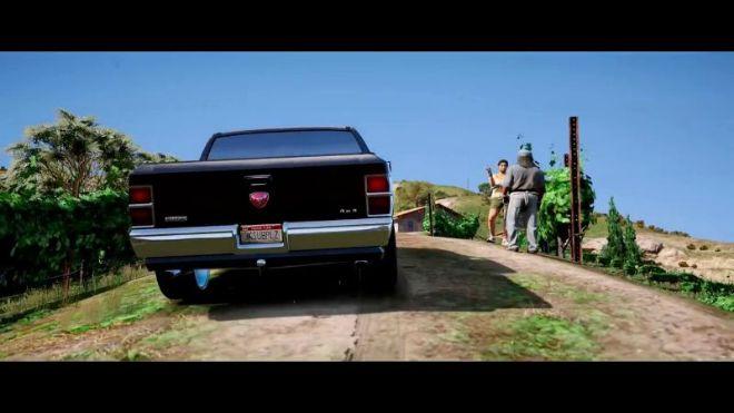 Videogram: GTA 5 REDUX - OFFICIAL LAUNCH TRAILER