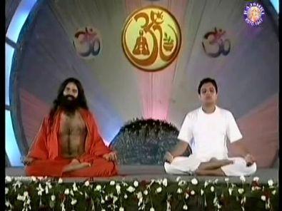 Videogram: How to do Kapalbhati Pranayam - Baba Ramdev
