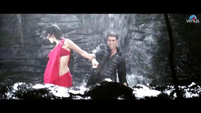 Videogram Gale Lag Ja Hd Full Video Song De Dana Dan Akshay