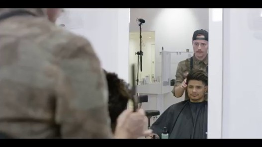 Videogram: Low Skin Fade ☆ Men's Modern Undercut ☆ Barber