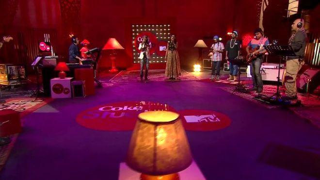 Videogram Rangabati Ram Sampath Sona Mohapatra Rituraj Mohanty Coke Studio Mtv Season 4