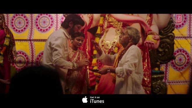 Videogram: Daddy: Aala Re Aala Ganesha Song   Arjun Rampal