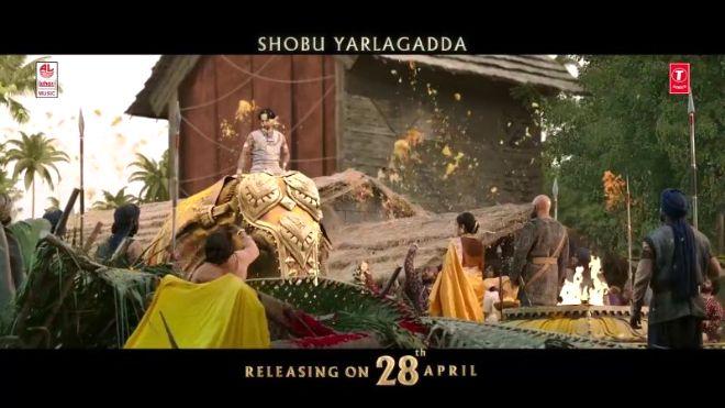baahubali 2 video songs kavali