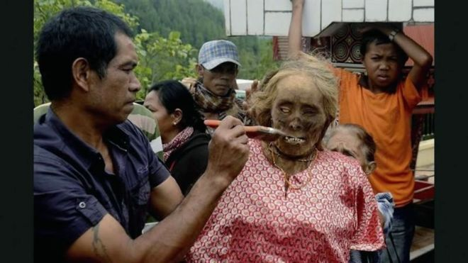 Welp Videogram: The Walking Dead In Reality: The Rituals of Toraja LU-67