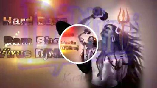 Videogram: Dj Bam Bhole Virus Song Fadu Hard Bass Mix DjNiroj