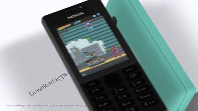 Videogram: The New Nokia 216 and New Nokia 216 Dual Sim