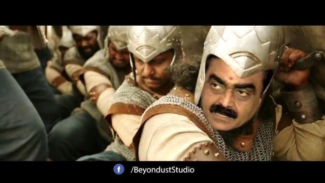 Videogram: Shivraj Chouhan In & As Bahubali 3 | Ft  Kamal