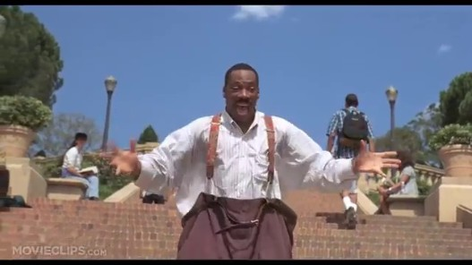 the nutty professor 1996 movie clips