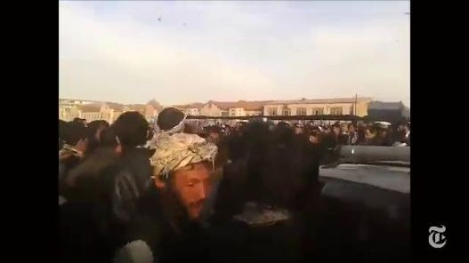 Videogram: SHOCKING GRAPHIC VIDEO NON ISIS MUSLIM Mob Rips Apart Woman