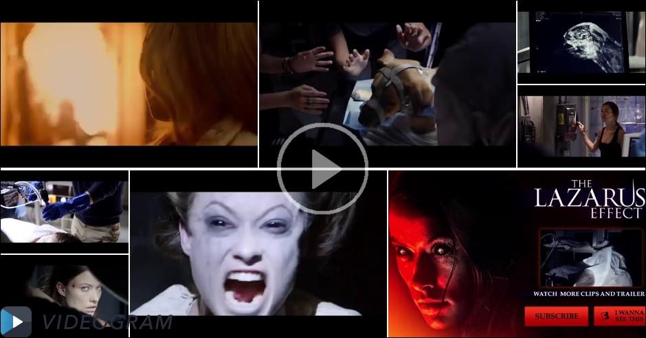 Videogram: The Lazarus Effect Ultimate Undead Trailer (2015