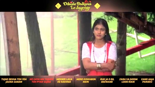 Videogram: Dilwale Dulhania Le Jayenge - Full Song Video Jukebox