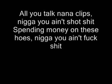 Future - Shit (lyrics)