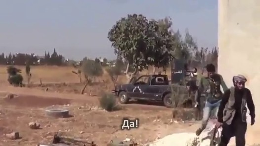 Videogram: FUNNY: ISIS attempts to shoot down Russian jet